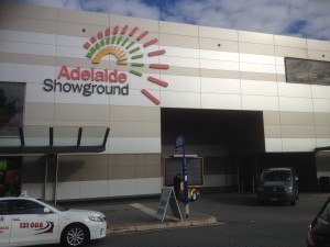 HRIA – 2015 – Hire & Rental Convention, Adelaide Showgrounds