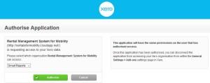 authorise-app